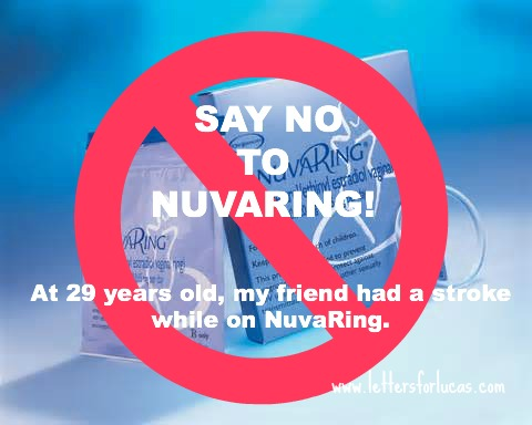Say No To NuvaRing!!